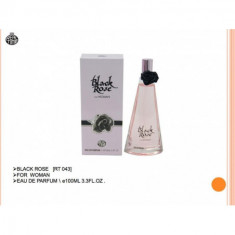 COLONIA BLACK ROJE WOMAN 100ML REAL TIME