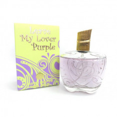 COLONIA LEAVE MY LOVER PURPLE WOMAN 100ML REAL TIME