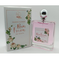 EAU DE TOILETTE ROSAS FRESCAS 100ML. SYRCH