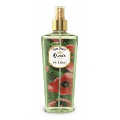 MIST QUEEN'S REFRESHING OH I LOVE! 250ML. (1.25€  UNIT) PACK 12