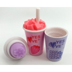 LIPBALM 6 SABORES (0.75€ UNIDAD) PACK 36  YES LOVE