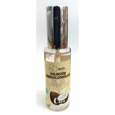 HYDROALCOHOLIC SOLUTION COCO 30ML. (€ 0.99 UNIT) PACK 20 SYRCH