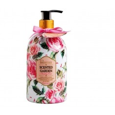 LOCION PARA CUERPO Y MANOS, COUNTRY ROSE 500ML.  IDC INSTITUTE