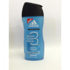 GEL DE DUCHA AFTER SPORT 250ML.