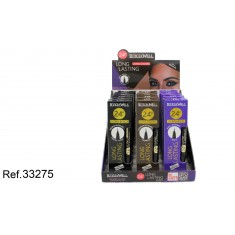 EYELINER 24H. 3 COLORES (1.28€ UNIDAD) PACK 18  LETICIA WELL