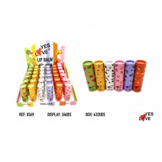 LIPBALM (0.95€ UNIDAD) PACK 36  YES LOVE