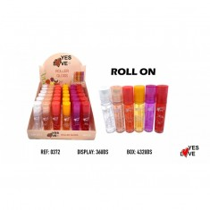 LIPGLOSS ROLL-ON (0.69€ UNIDAD) PACK 36  YES LOVE