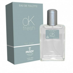OK FRESH HOMME 100ML. PRADY