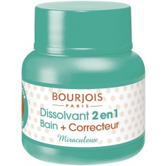 REMOVER + CORRECTOR 2 IN 1  35ML.(0.95€ UNIT)PACK 6 BOURJOIS