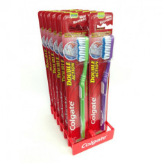 CEPILLO DE DIENTES COLGATE DOUBLE ACTION  MEDIUM (0.48€ UNIDAD) PACK 12