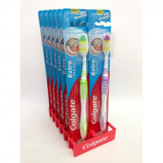 CEPILLO DE DIENTES COLGATE EXTRA CLEAN  MEDIUM (0.40€ UNIDAD) PACK 12