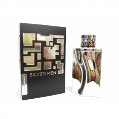 EAU DE TOILETTE SILVER MEN 100ML. GEORGES MEZOTTI