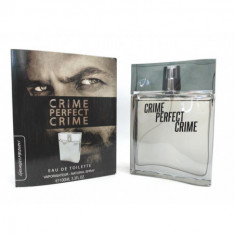 EAU DE TOILETTE CRIME PERFECT CRIME 100ML. GEORGES MEZOTTI