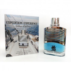 EAU DE TOILETTE EXPEDITION EXPERIENCE SILVER EDITION 100ML. GEORGES MEZOTTI