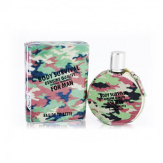 EAU DE TOILETTE FOR MAN BODY SURVIVAL GENUINE QUALITI 100ML. OMERTA