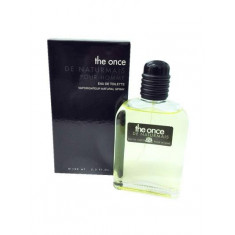 THE ONCE EAU DE TOILETTE POUR HOMME 100ML. NATURMAIS