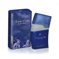 EAU DE TOILETTE FOR MAN CLOUDS OF LOVE MAN 100ML. OMERTA