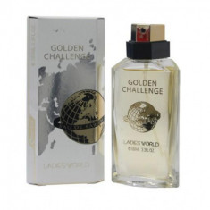 EAU DE PARFUM GOLDEN CHALLENGE LADIES WORD 100ML. OMERTA