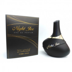 EAU DE PARFUM NIGHT LIVE 100ML. LINN YOUNG