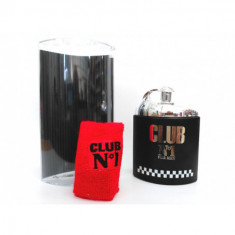 EAU DE TOILETTE CLUB Nº1 FOR MEN 100ML. NEW BRAND
