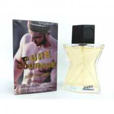 EAU DE TOILETTE PURE COURAGE 100ML. STREET LOOKS