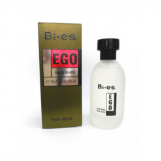 EAU DE TOILETTE EGO FOR MAN 100ML. BI€·ES