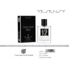 EAU DE TOILETTE CALAN KEITH MEN 100ML. YESENSY