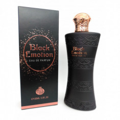 EAU DE PARFUM BLACK E MOTION 100ML. REAL TIME