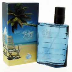 EAU DE PARFUM SEA BEACH 100ML. REAL TIME