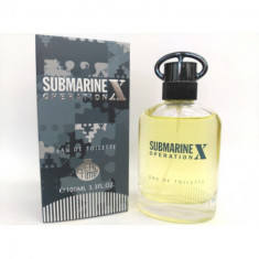 EAU DE TOILETTE SUBMARINE OPERATION X 100ML. REAL TIME