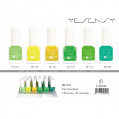 LACA DE UÑAS GEL TERTIO SECADO UV/LED USO PROFESIONAL 12ML. COLOR 114 (3.80 UNIDAD)PACK 3
