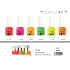 LACA DE UÑAS GEL TERTIO SECADO UV/LED USO PROFESIONAL 12ML. COLOR 120 (3.80 UNIDAD)PACK 3