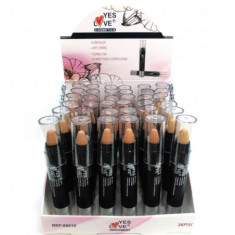CORRECTOR YES LOVE 6 COLORES (0.48€'¬ UNIDAD)PACK 36