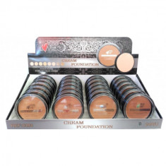 MAQUILLAJE CREMOSO YES LOVE 4 COLORES 15GR.(0.75€'¬ UNIDAD) PACK 24