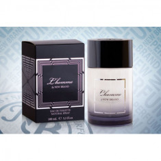 EAU DE TOILETTE L'HOMME FOR MEN 100ML. NEW BRAND