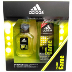PACK ATLETA PURE GAME  ADIDAS