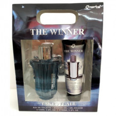 PACK REGALO  THE WINNER POUR HOMME  OMERTA