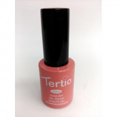 LACA DE UÑAS GEL POLISH SEMIPERMANENTE SECADO UVA/LED 10ML.  TERTIO