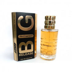 EAU DE TOILETTE THE FRAGANCE BIG RELEASE 100ML.  OMERTA