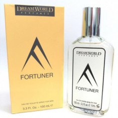EAU DE TOILETTE FORTUNER POUR HOMME 100ML.  DREAM WORLD