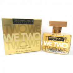 EAU DE PARFUM TWO WE POUR FEMME 100ML.  DREAM WORLD