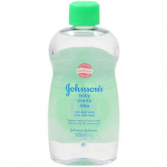ACEITE JOHNSONS CON ALOE VERA 500ML.