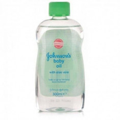 ACEITE JOHNSONS CON ALOE VERA 300ML.