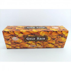 INCIENSO  GOLD RAIN  (0.31€'¬ PAQUETE) PACK 6 PAQUETES  SARATHI INTERNACIONAL