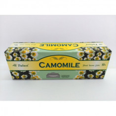INCIENSO  CAMOMILE  (0.31€'¬ PAQUETE) PACK 6 PAQUETES  SARATHI INTERNACIONAL