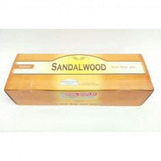 INCIENSO  SANDALWOOD  (0.31€'¬ PAQUETE) PACK 6 PAQUETES  SARATHI INTERNACIONAL