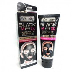 MASCARILLA FACIAL BLACK MASK (2.95€'¬ UNIDAD) PACK 6  SENSINITY