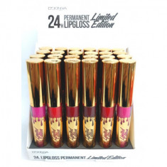 LIPGLOSS PERMANENTE 24H. (0.55€'¬ UNIDAD)PACK 24  d dONNA