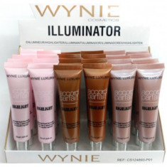 ILLUMINATOR ACCORD PARFAIT  3 COLORES  30ML.(1.5€'¬ UNIDAD) PACK 24  WYNIE