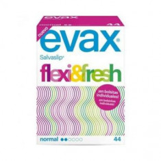 SALVASLIP   NORMAL   FLEXI & FRESH  44 UNIDADES PAQUETE  EVAX